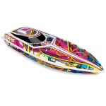 Blast: High Performance Race Boat. Ready-To-Race with TQ 2.4GHz radio system