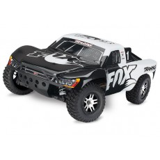 Slash 4X4: 1/10 Scale 4WD Electric Short Course Truck. Ready-to-Race® with TQi Traxxas Link Enabled 2.4GHz Radio System