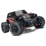 LaTrax Teton: 1/18 Scale 4WD Electric Monster Truck.