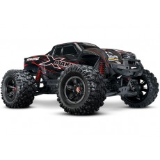 X-Maxx: Brushless Electric Monster Truck with TQi Traxxas Link Enabled 2.4GHz Radio System & Traxxas Stability Management (TSM)