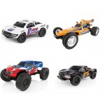 Team Associated 1:28 scale electric R/C Vehicles