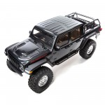 SCX10 III Jeep JT Gladiator 1/10 Scale with Portals