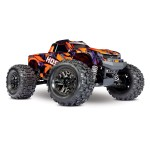 Hoss 4X4 VXL: 1/10 Scale 4WD Brushless Monster Truck