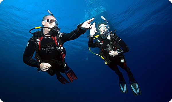 Class - Learn to Scuba Dive